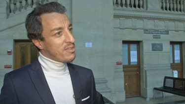 """Karim Achoui a expliqué à BFMTV ne pas attendre """"grand chose"""" de ce procès."""