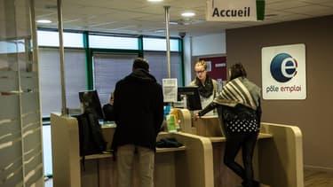 Les Français sont dubitatifs sur l'inversion de la courbe de chômage