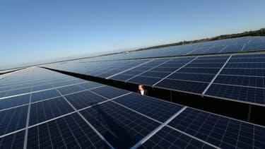 Avec plus de un million de panneaux solaires installés, ce parc français est devenu le plus puissant d'Europe.