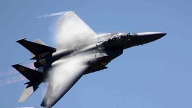 Un F15 américain (photo d'illustration)
