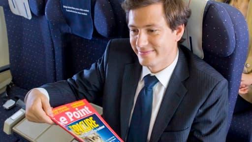 Air France proposera à ses passagers toute la presse en numérique, et prêtera des tablettes à ceux qui n'en possèdent pas.