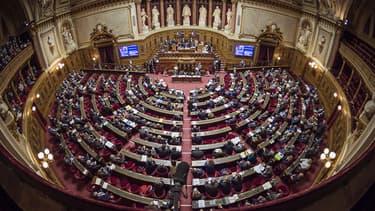 Un nouveau groupe de droite s'est créé au Sénat (Illustration).