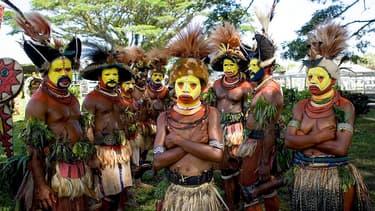 La Papouasie Nouvelle-Guinée devrait afficher une croissance proche des 10% pour 2015 (image d'illustration)