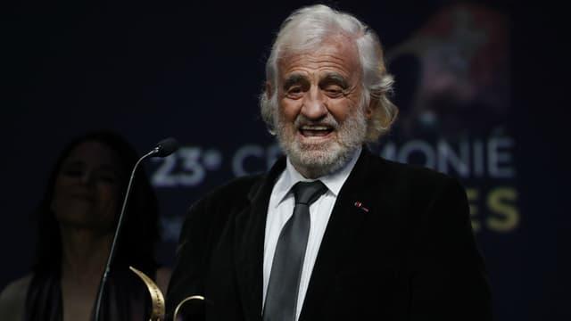 Jean-Paul Belmondo en 2008