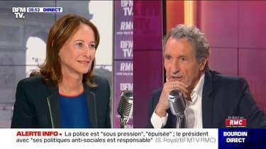 """""""Ça sera une décision collective"""": Ségolène Royal n'exclut pas d'être candidate à la présidentielle"""