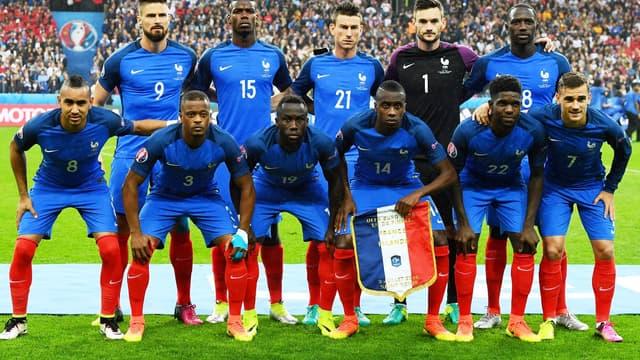 Euro 2016, France-Allemagne : le même onze que contre l'Islande ?