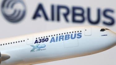 Avec l'A350, Airbus compte prendre la main sur le secteur des long-courriers.