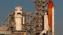 Une fuite d'hydrogène a contraint vendredi l'Agence spatiale américaine à différer une nouvelle fois le décollage de la navette Discovery. /Photo prise le 5 novembre 2010/REUTERS/Scott Audette