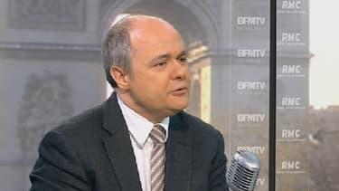 Bruno Le Roux, chef de file des députés PS