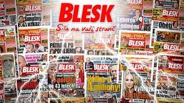 Czech Media Invest édite notamment le tabloïd 'Blesk'