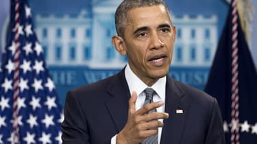 Barack Obama, le 6 mai 2016.