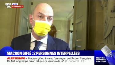 """Emmanuel Macron giflé dans le Drôme: Roland Lescure (LaREM) condamne """"un geste totalement déplacé, inacceptable"""""""