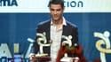 Cristiano Ronaldo récompensé en Italie