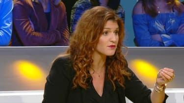 Marlène Schiappa, secrétaire d'Etat à l'égalité femmes-hommes ce mercredi soir sur BFMTV.