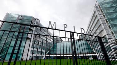 L'accord sur le temps de travail aux hôpitaux de Paris (ici l'hôpital Georges Pompidou dans le XVeme) date de 2002.