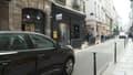 La façade de la bijouterie Dinh Van, braquée ce vendredi dans le IVe arrondissement de Paris.