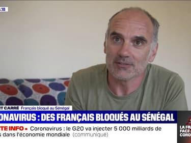 Coronavirus: ces Français restent bloqués au Sénégal