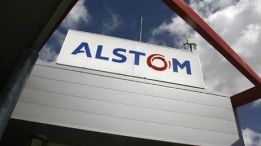 Le titre Alstom a été chahuté ce mardi 7 mai 2013 à la Bourse de Paris.