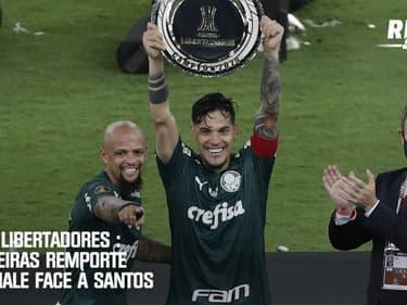 Copa Libertadores : Palmeiras remporte la finale face à Santos