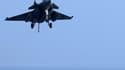 Des avions Rafale vont survoler le territoire irakien lundi (illustration).