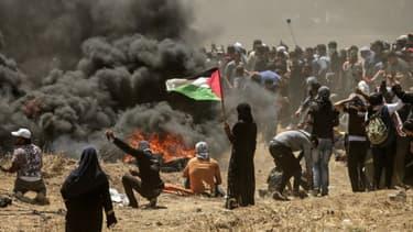 Près de 60 Palestiniens sont morts lundi 14 mai à Gaza