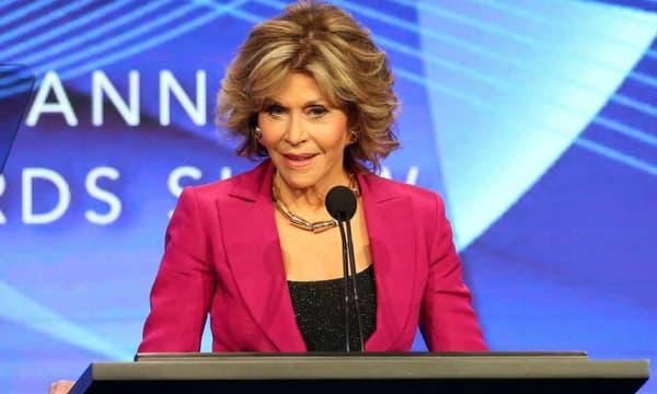 Jane Fonda, le 6 août 2016.