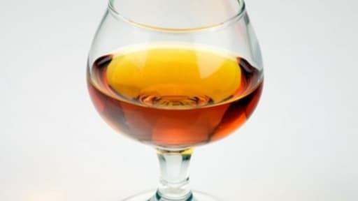Les expéditions de cognac ont marqué le pas en Europe de l'Ouest.