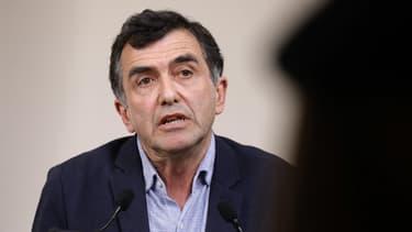L'épidémiologiste Arnaud Fontanet le 28 mars 2020.