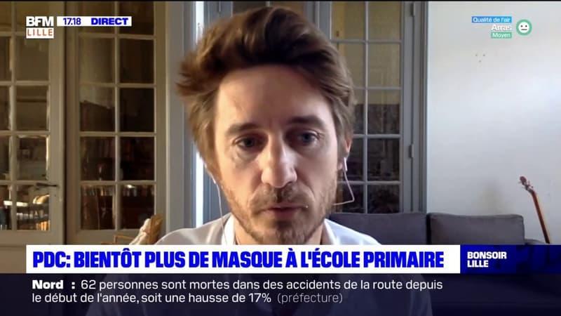 """Pas-de-Calais: pour le SNUipp-FSU du Nord, la fin du masque pour les élèves du primaire est """"une nouvelle surprenante"""""""