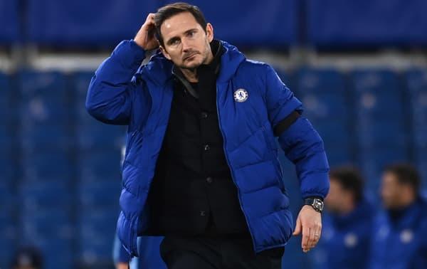 Frank Lampard à Chelsea