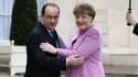 """Selon François Hollande, """"La France et l'Allemagne travaillent dans le même esprit"""" face à la crise migratoire - Vendredi 4 Mars 2016"""