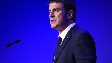"""Manuel Valls a souligné que la France """"en accueillant la conférence (de l'ONU) sur le climat portera une grande responsabilité""""."""