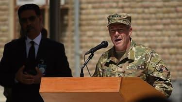 Le commandant des forces de l'Otan en Afghanistan, le général Scott Miller était présent lors de la fusillade.