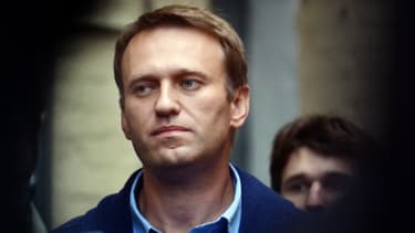 L'opposant russe Alexeï Navalny. (Photo d'illustration)