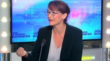 Delphine Ernotte Cunci était l'invitée de BFM Business ce mardi 10 septembre