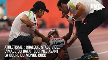 Athlétisme : Chaleur, stade vide... L'image du Qatar écornée avant la Coupe du monde 2022