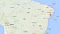 C'est dans l'est du Brésil qu'a eu lieu la mutinerie dans une prison d'Arcaju.