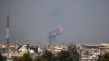 Mossoul en avril dernier