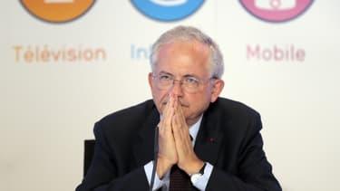 Le président du CSA Olivier Schrameck
