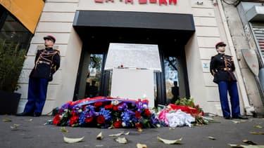 Hommages devant le Bataclan (photo d'illustration)