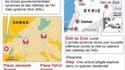 AFFRONTEMENTS EN SYRIE