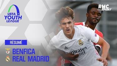 Résumé : Benfica 2-3 Real Madrid - Youth League Finale
