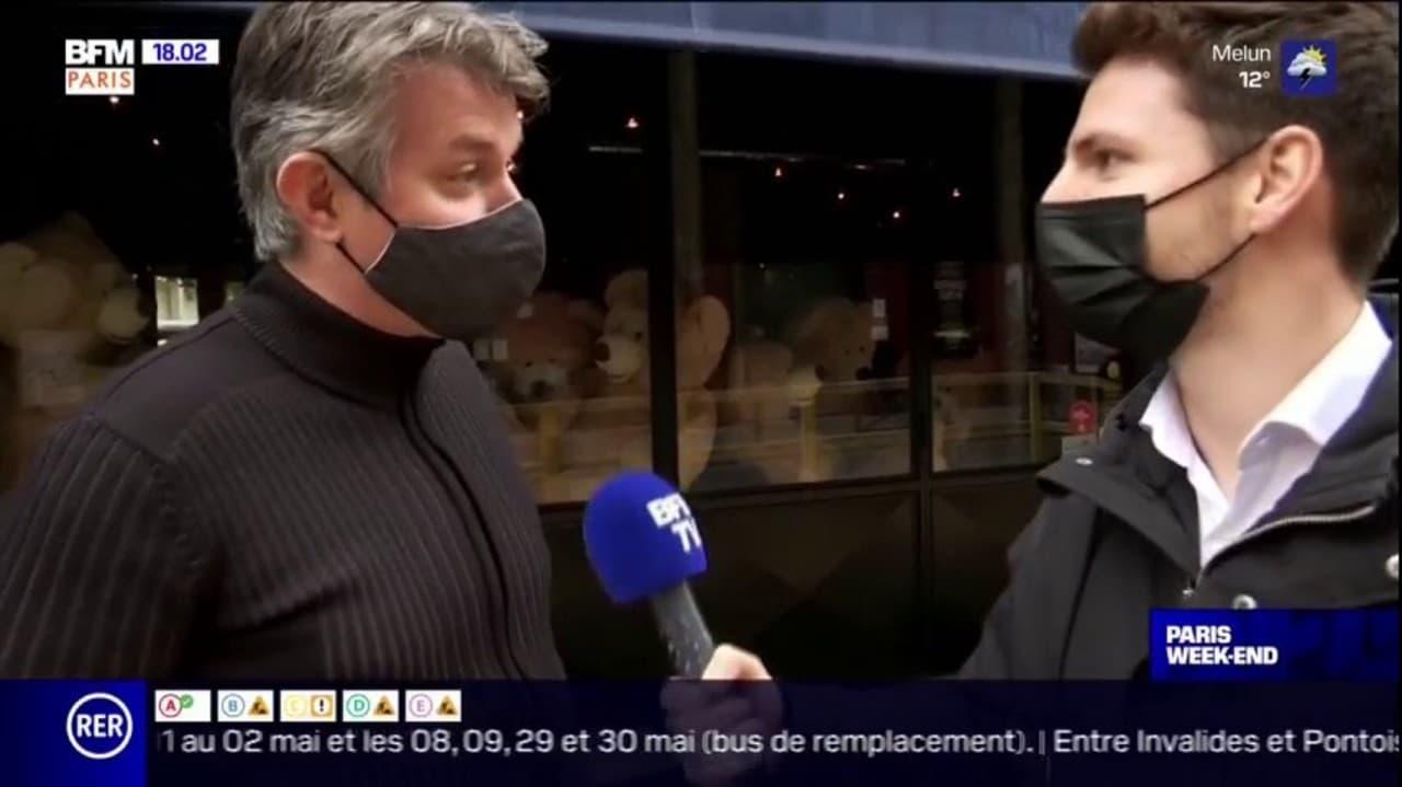 J-3 avant la réouverture des terrasses des bars et restaurants à Paris