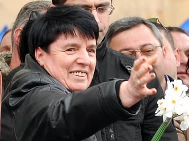 Nona Gaprindachvili en 2009