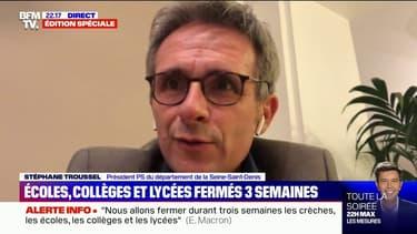"""Stéphane Troussel (PS) demande d'élargir la vaccination aux """"publics concernés dans les départements où l'épidémie fait rage"""""""