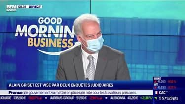 Alain Griset (Ministre) : Déconfinement, le Premier ministre et le gouvernement annonceront de nouvelles mesures à 11h - 26/11