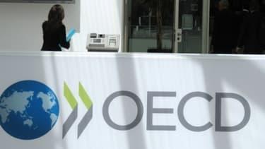 L'OCDE table sur une reprise modérée de la croissance en France.