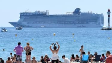 Cannes impose une limite de teneur en souffre du carburant des navires de croisière