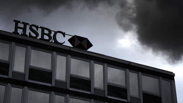 La filiale suisse de la banque HSBC est mise en examen à Paris.