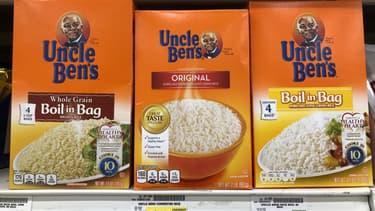 Le riz Uncle Ben's